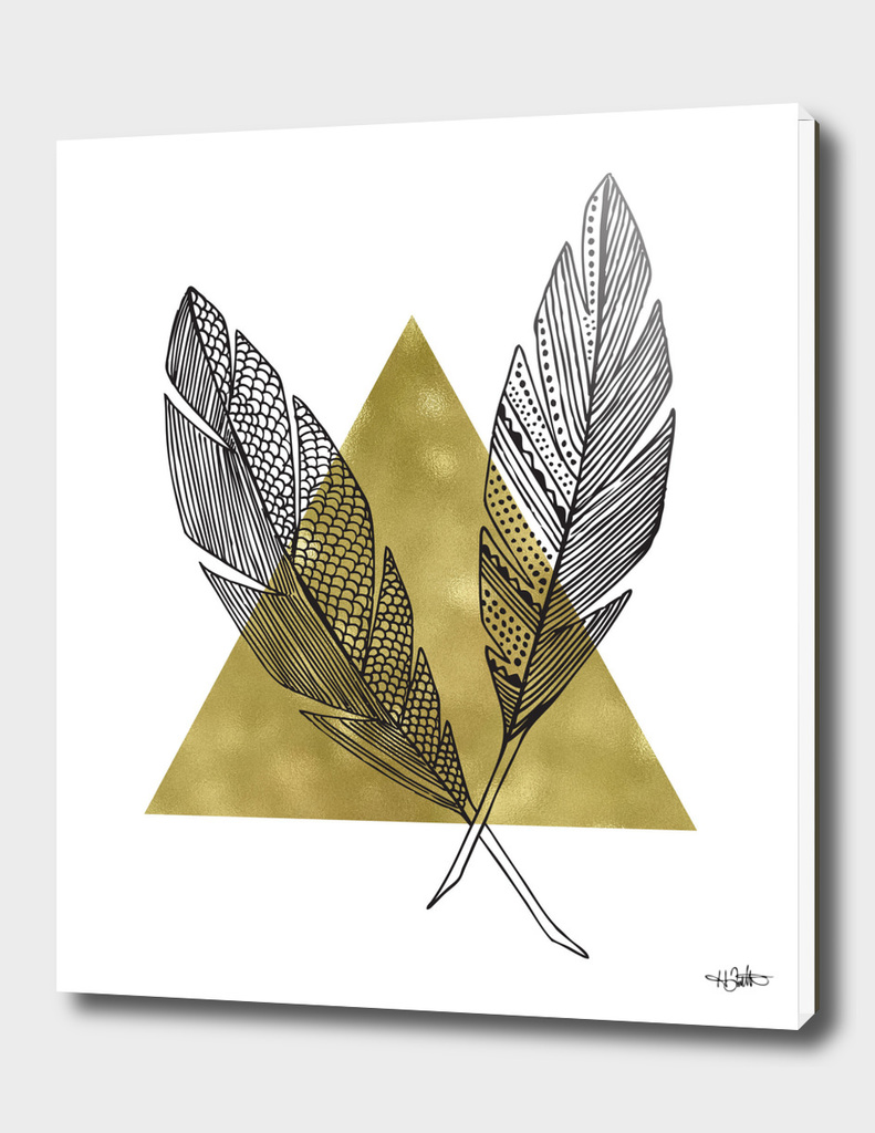 Quills - Gold