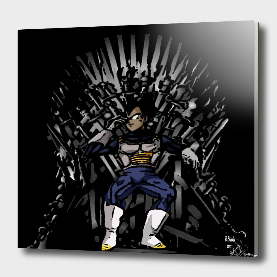 Game Of Thrones Vegeta