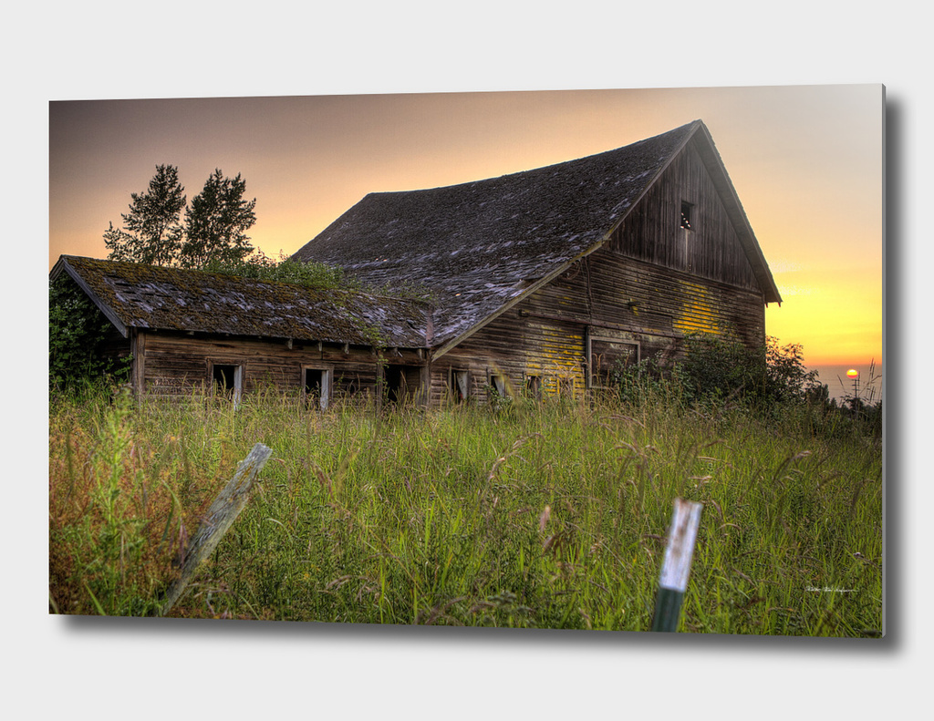 Sequim Barn