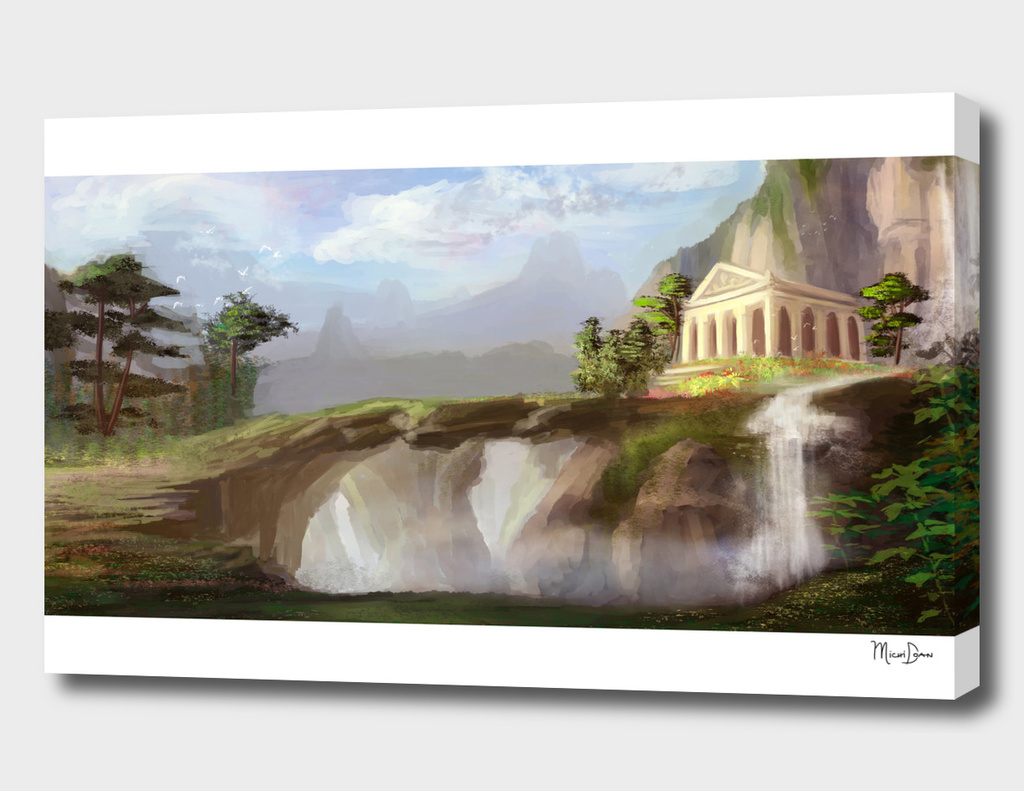 Greeksia Temple