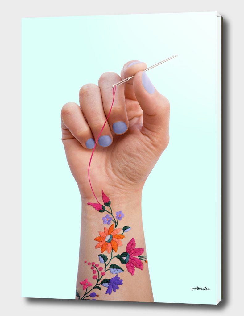 SEWING TATTOO