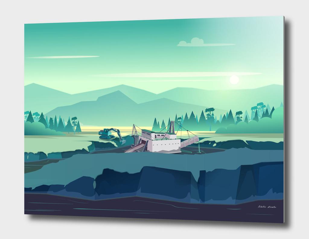 Alaska Landscape 3