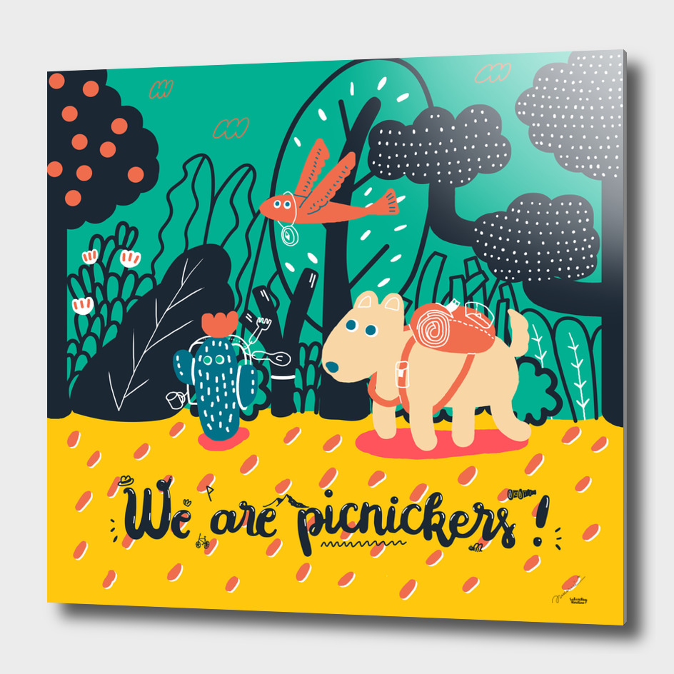 We Are Picnickers!
