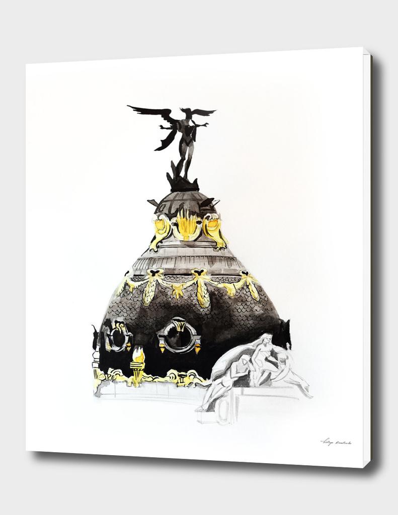 Madrid dome