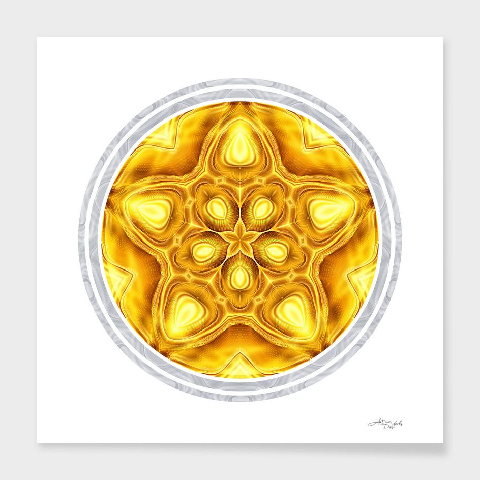 Abstract Mandala II / LE