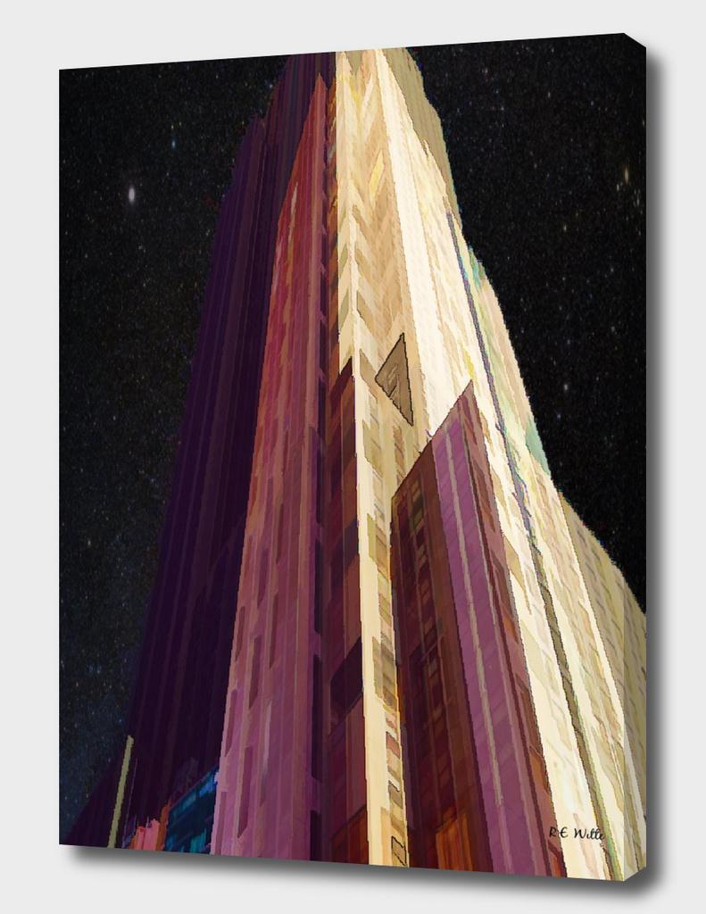 Orbital Monolith