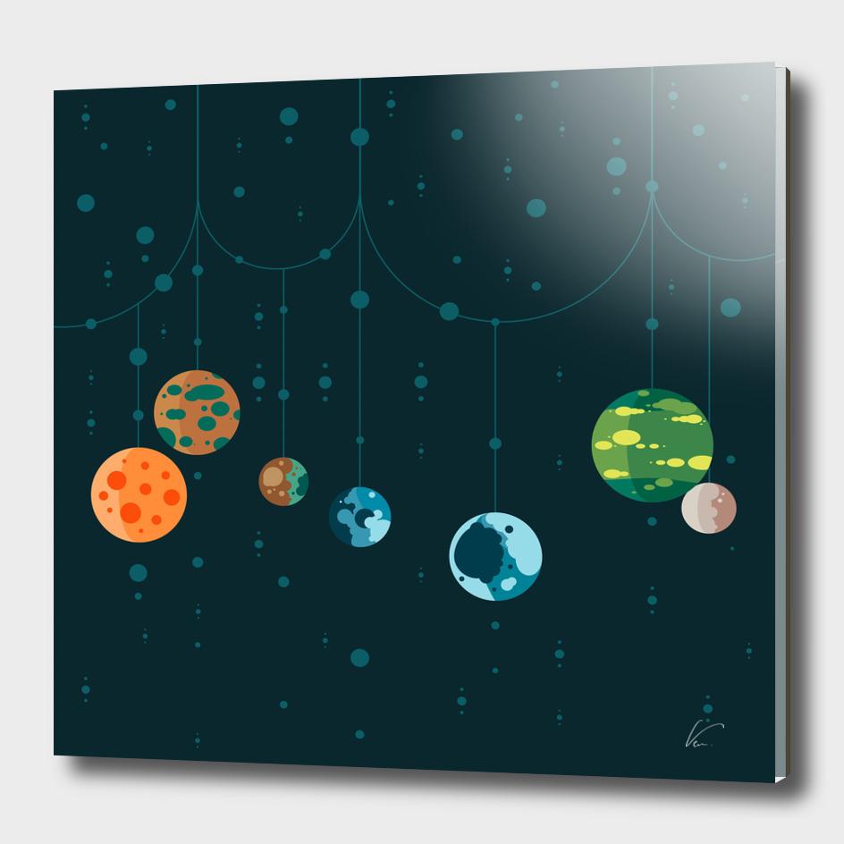Seven Planets