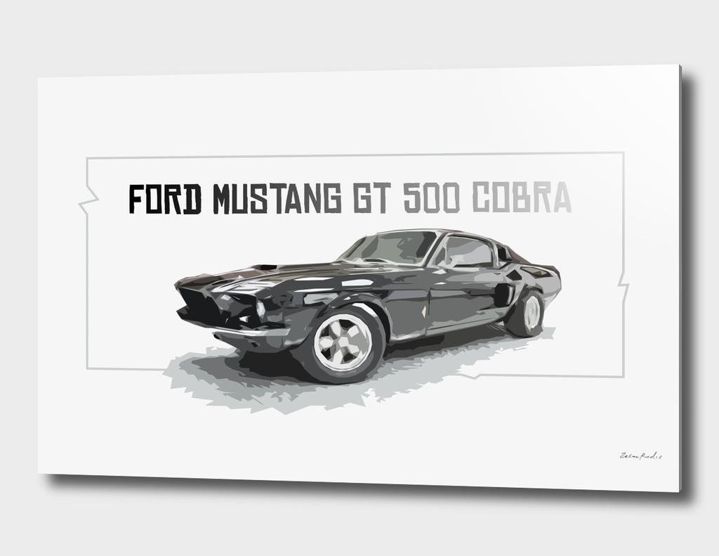 Ford Mustang GT 500 Cobra