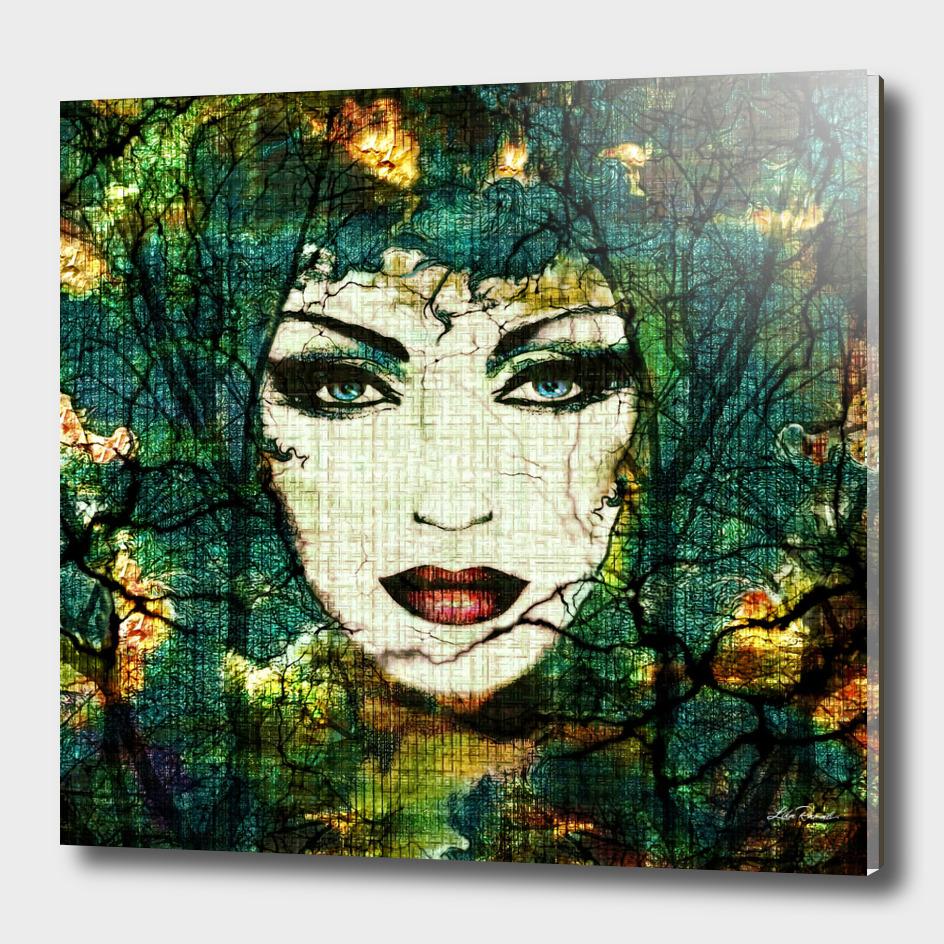 Nature Goddess by Lika Ramati