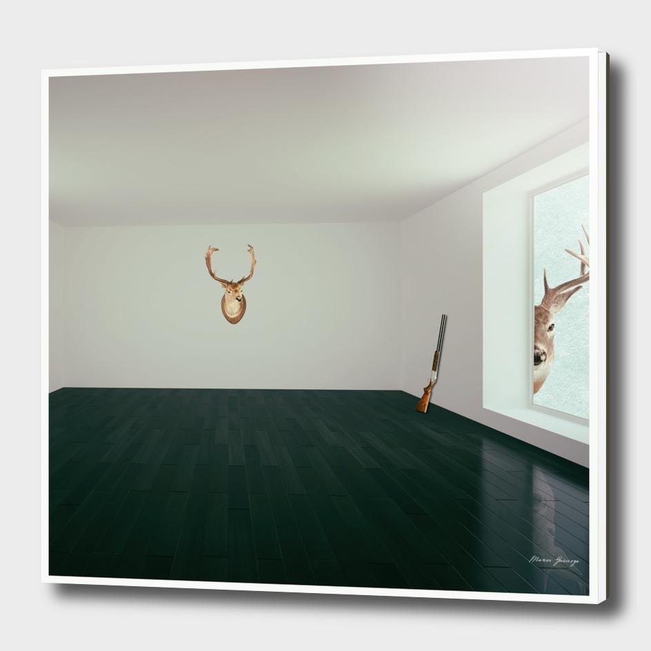 the last deer