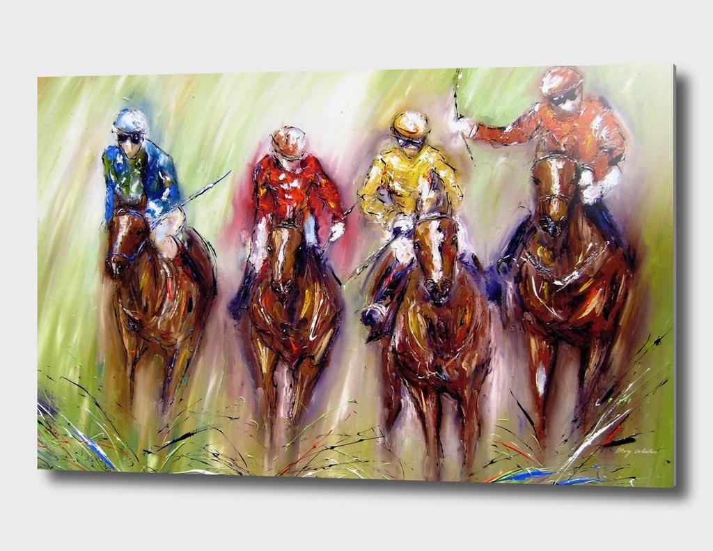 horse racing