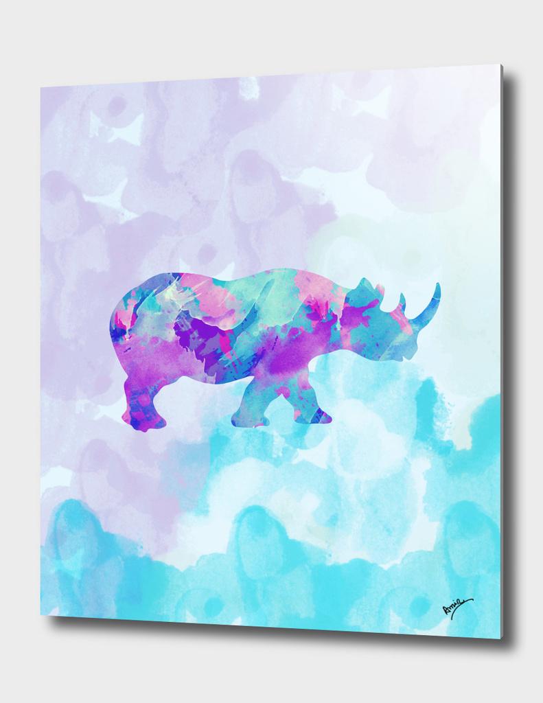 Abstract Rhino B