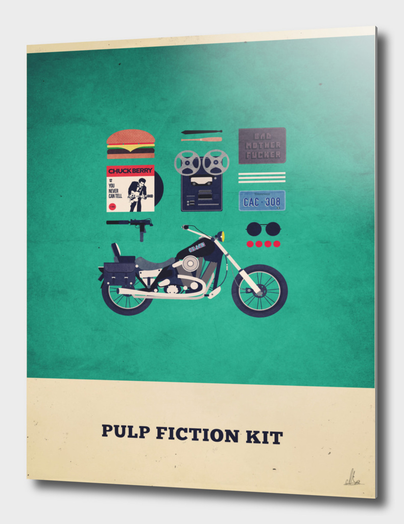 Pulp Fiction Kit