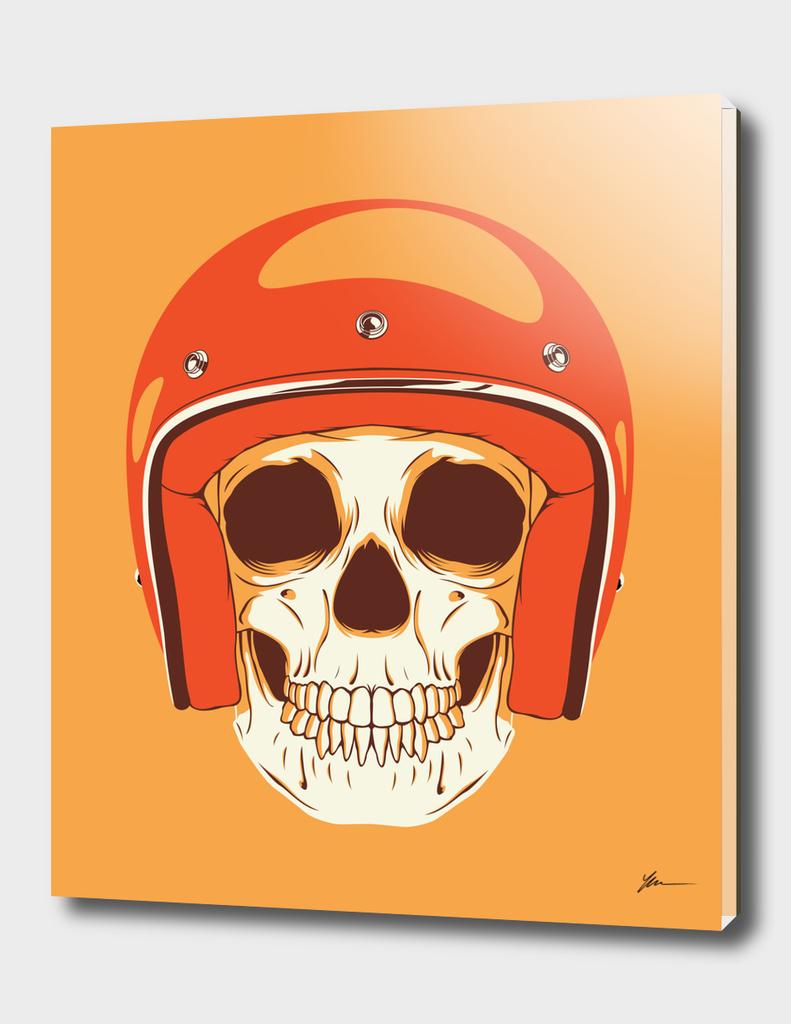 Helmet Skull