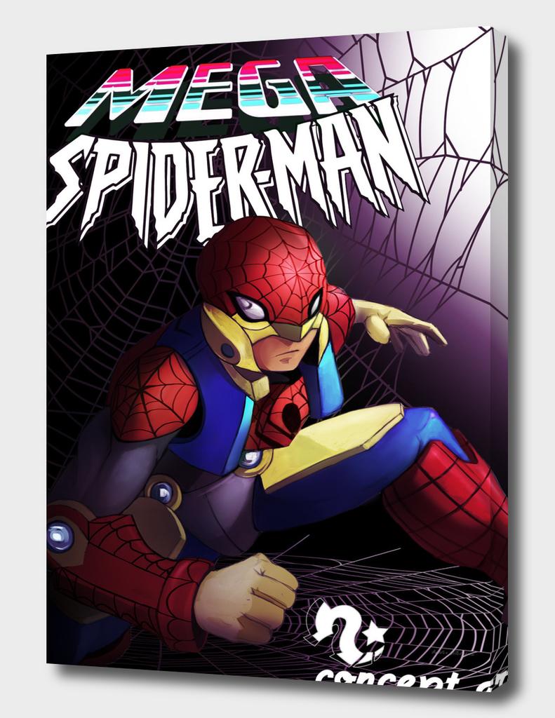 Mega Spider!