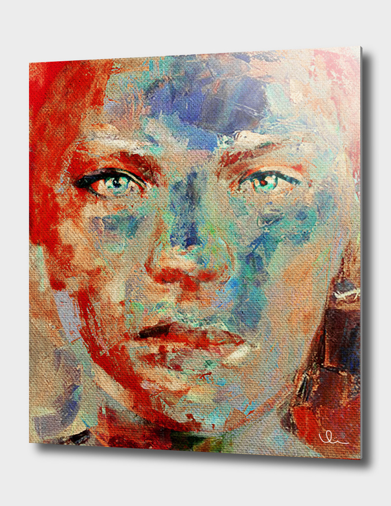 Face in Saturated Color's 5