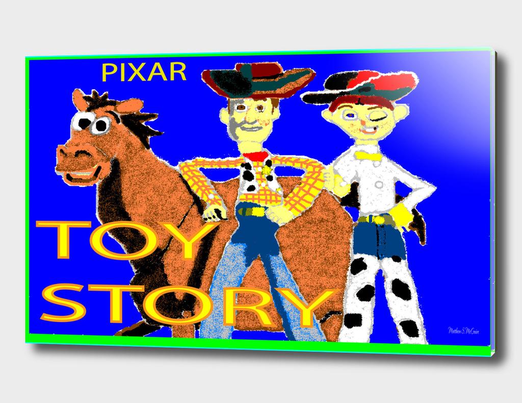 Pixar.Toy Story
