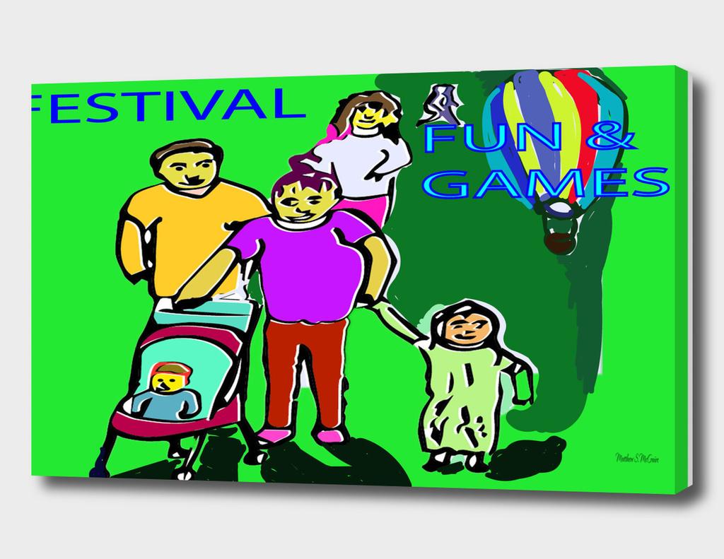 Festival Fun & Games