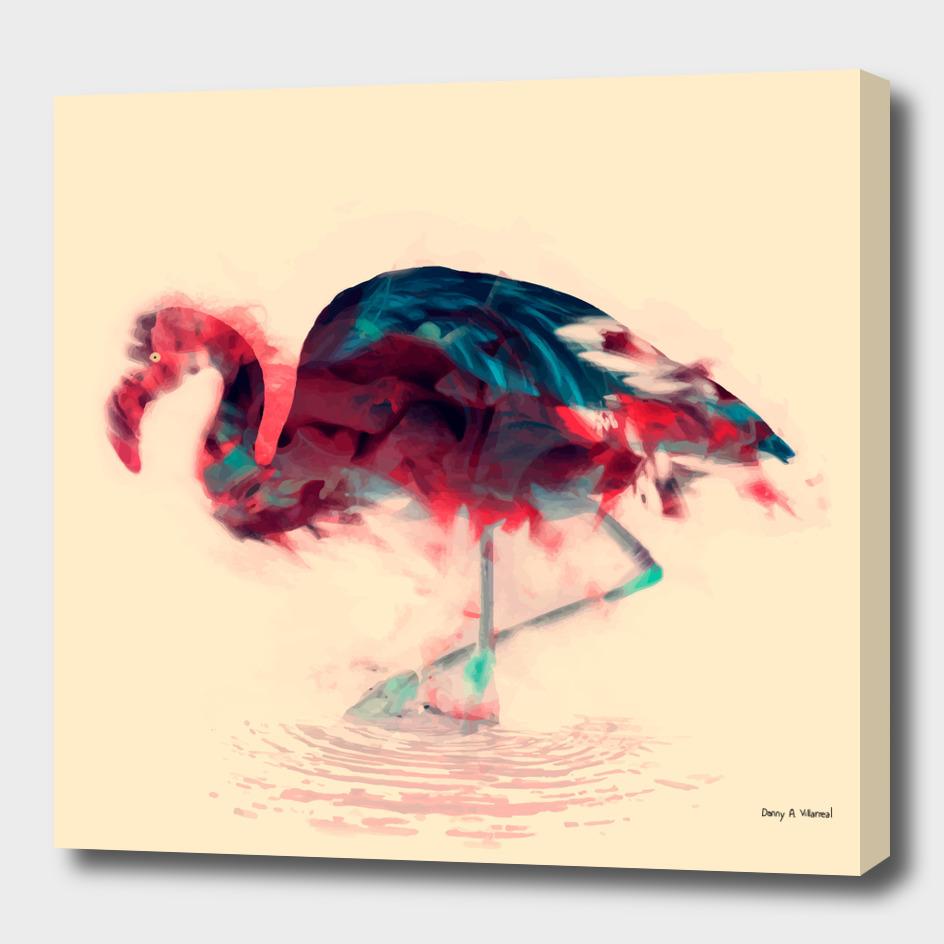 Born Flamingo