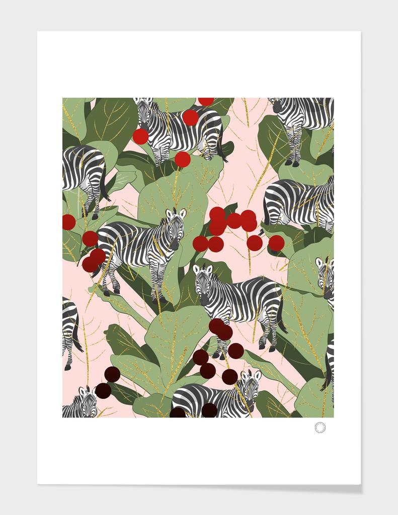 Zebra Harem