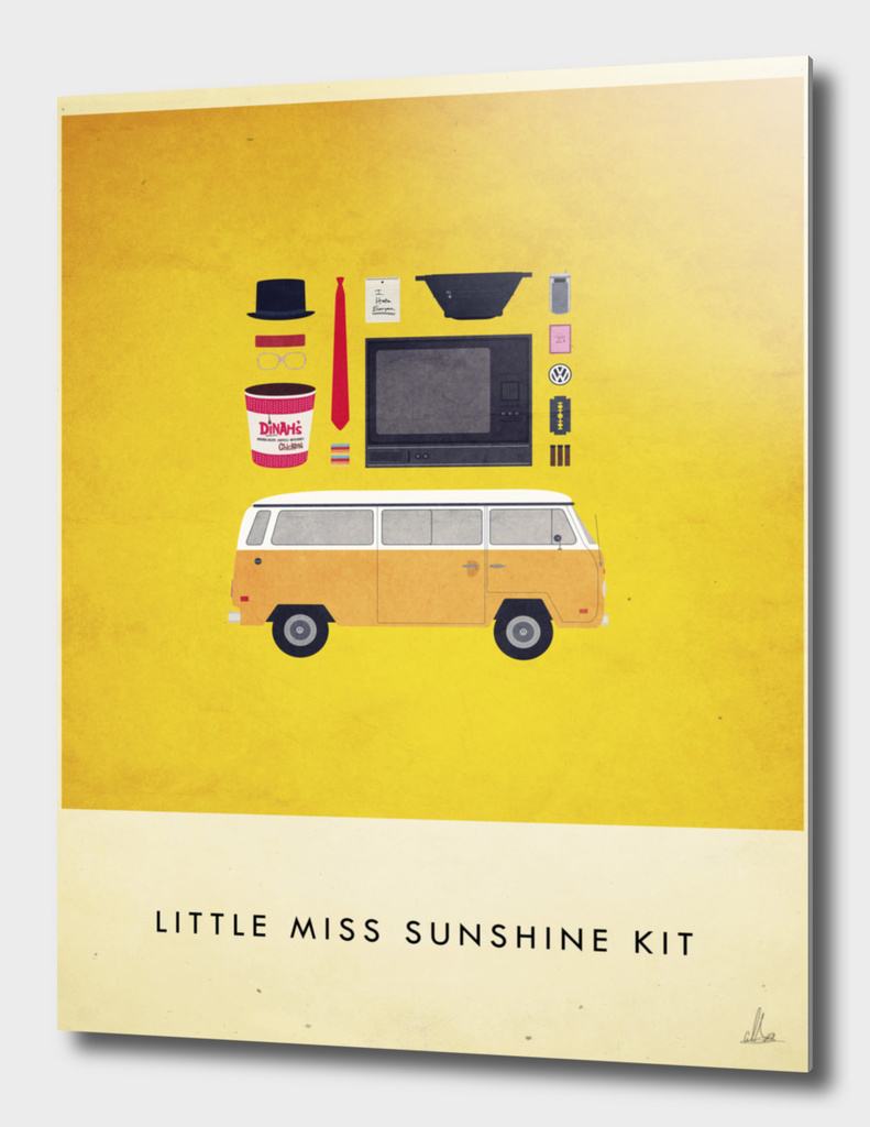 Little Miss Sunshine Kit