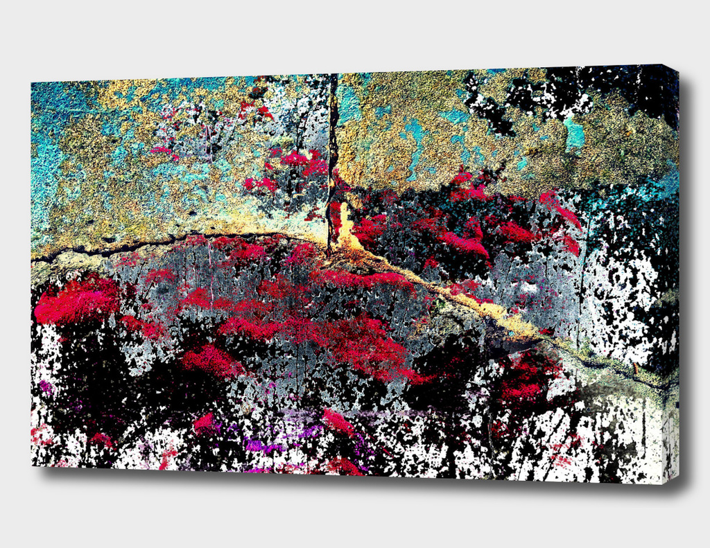 ABSTRACT EXPLORATIONS ROCK WATER FORMATION