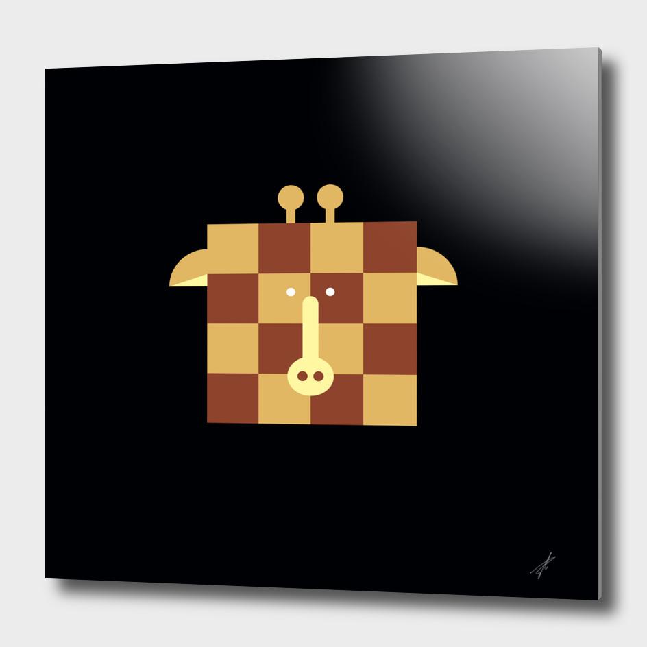 Cubic Giraffe