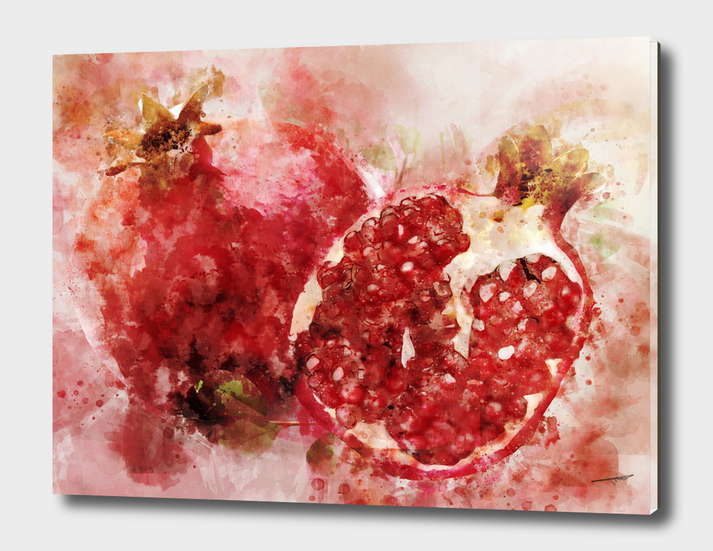 Art Pomegranate