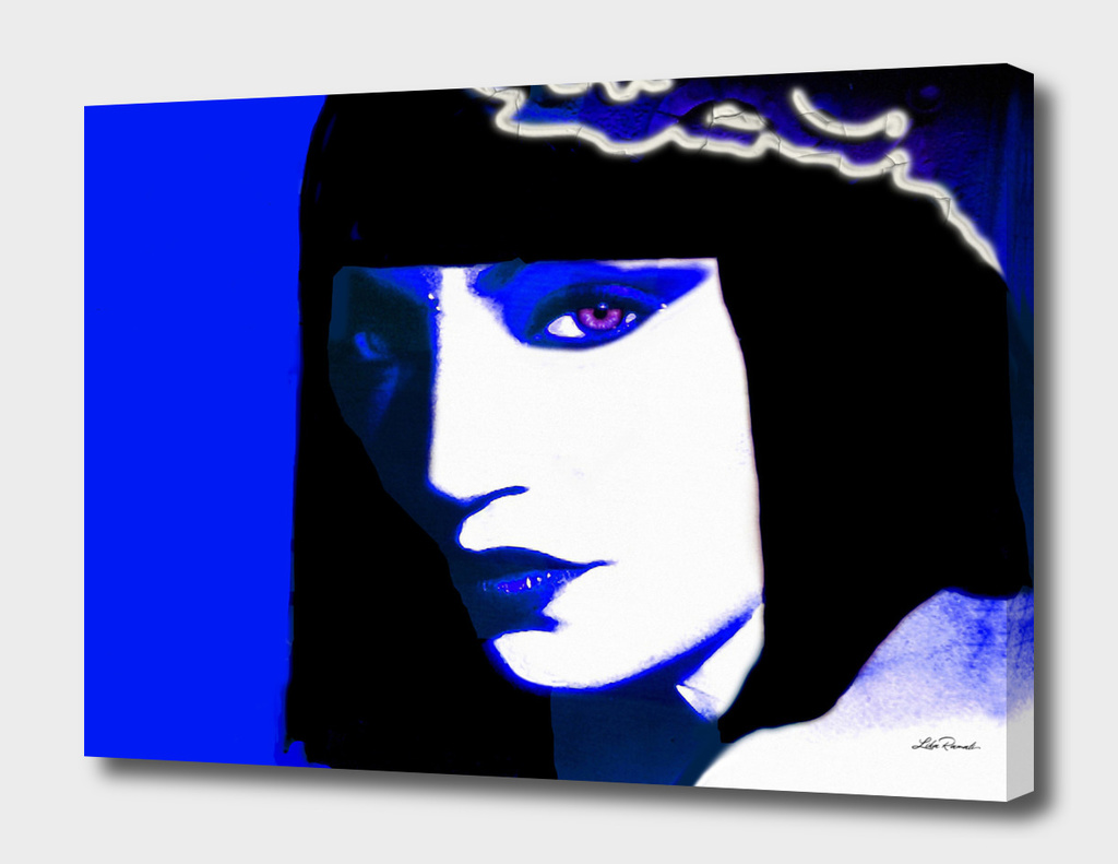 Lapis Lazuli graphic beauty by Lika Ramati