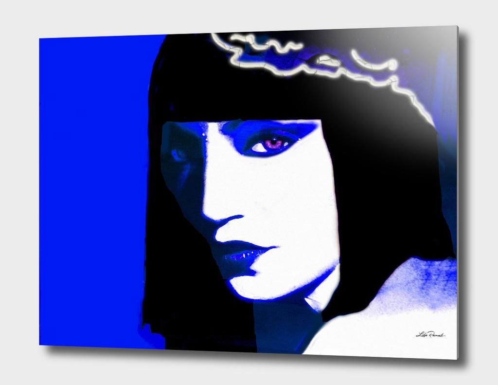 Lapis Lazuli graphic beauty by Lika Ramati