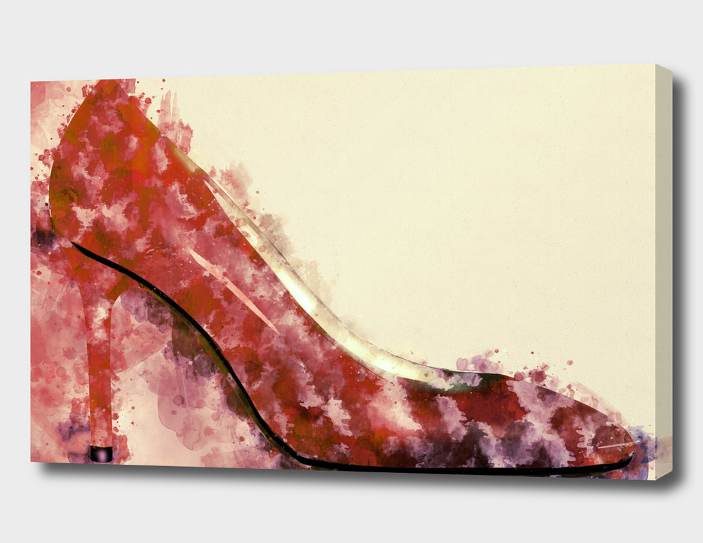 The Woman Shoe