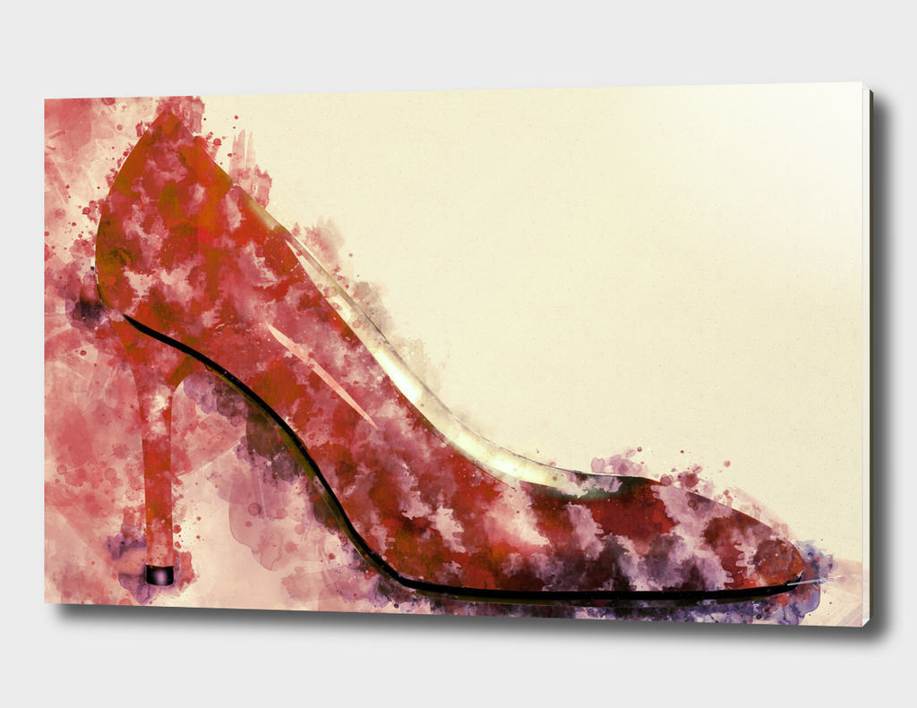 The Woman Shoe