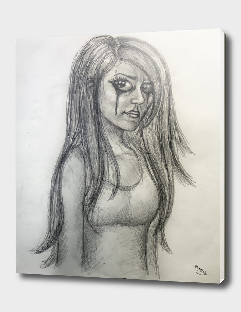 Emo Portrait