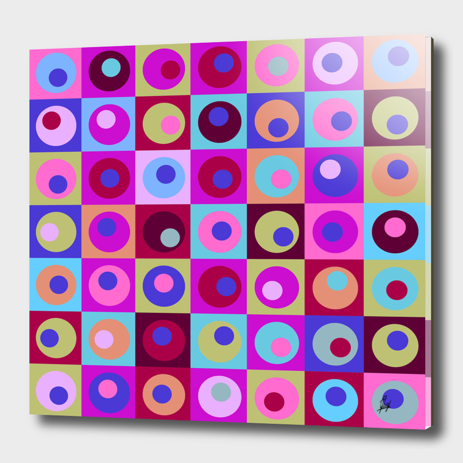 Colorful Circles 1