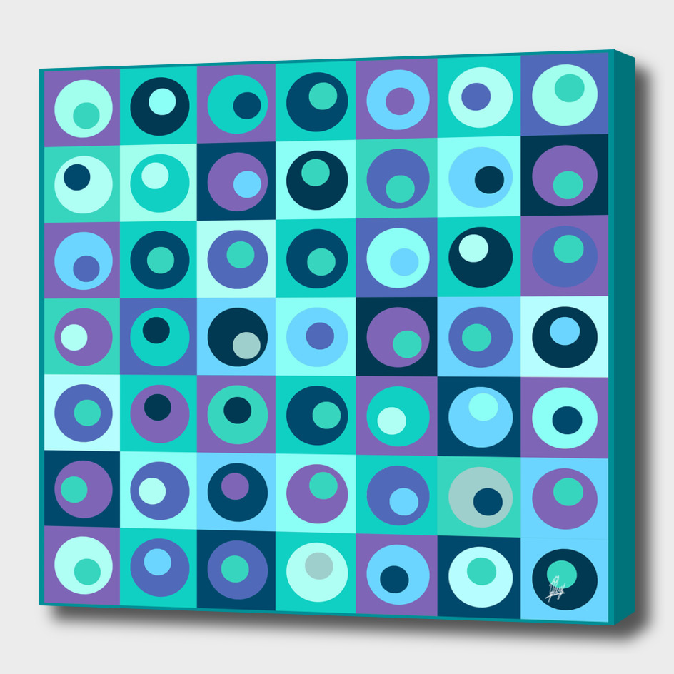Colorful Circles 3