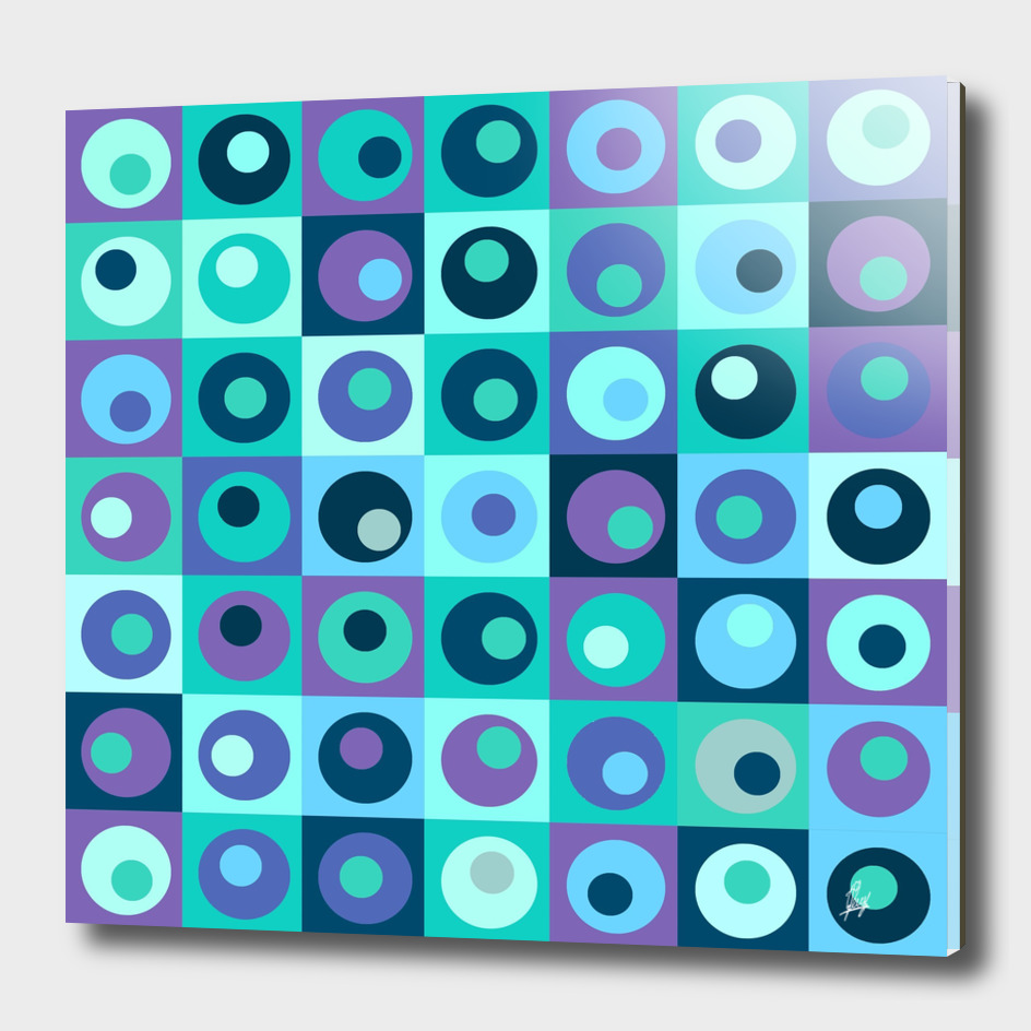 Colorful Circles 3