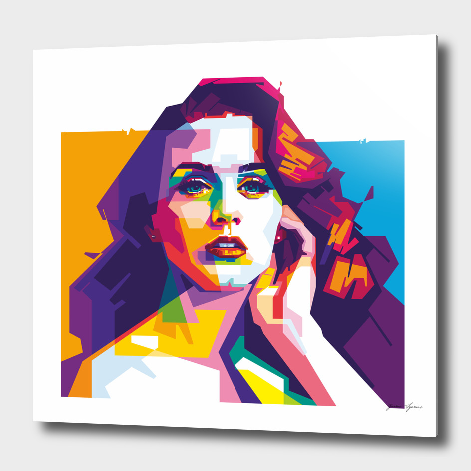 Katy Perry in WPAP