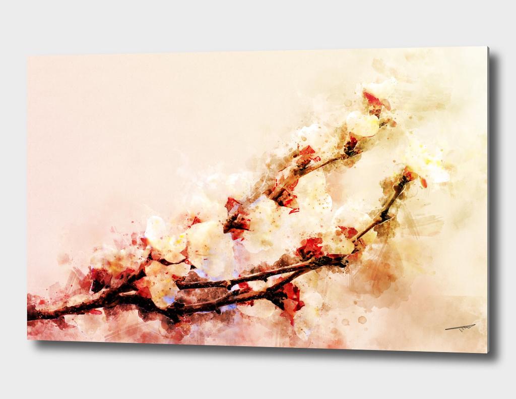 The Spring Flower Branch