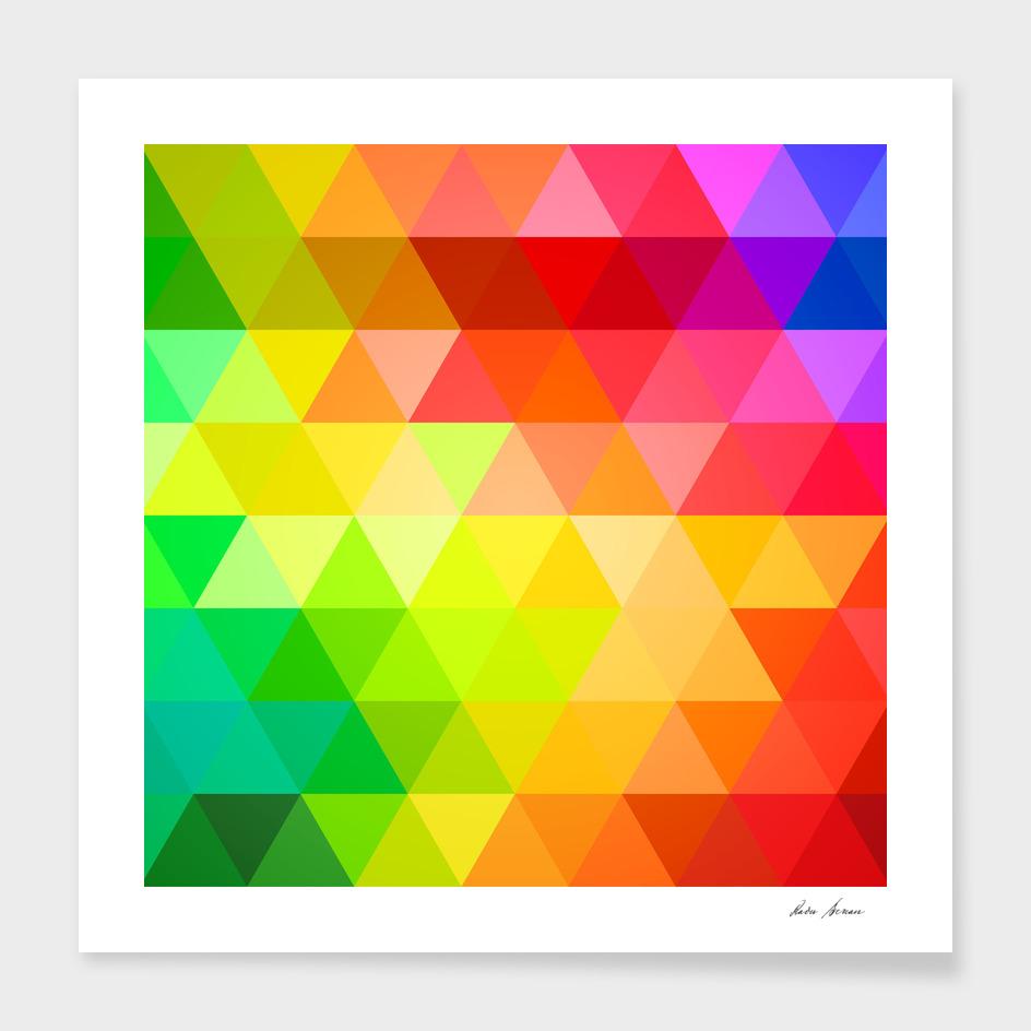 Square Spectrum