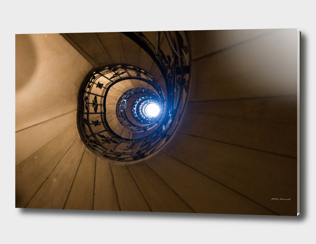 Eye of the stairs