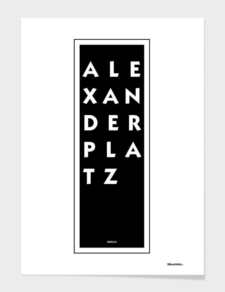 Alexanderplatz - Berlin