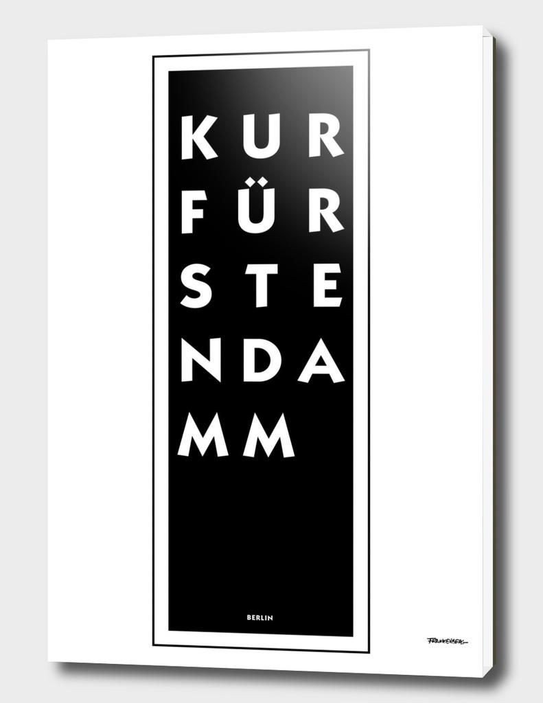 Kurfürstendamm - Berlin