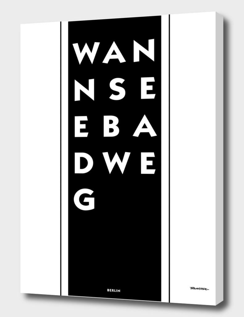 Wannseebadweg - Berlin