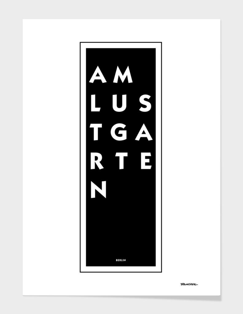 Am Lustgarten - Berlin
