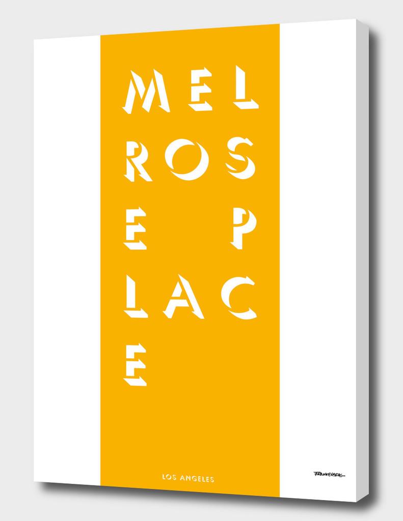 Melrose Place - Los Angeles