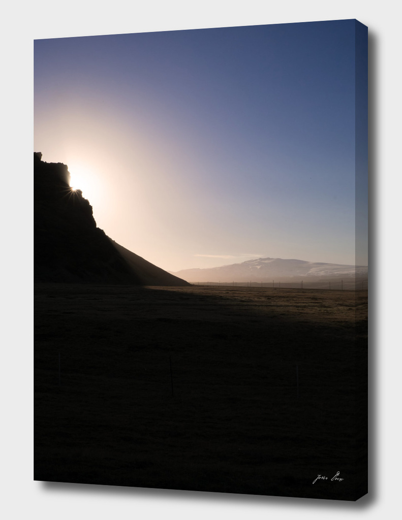 Pétursey - Iceland