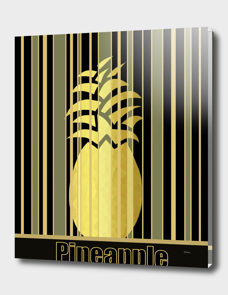 Pineapple Glam