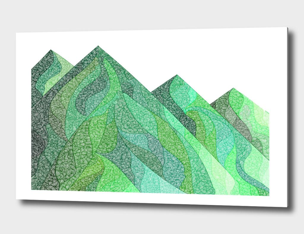 4 Green Mountains