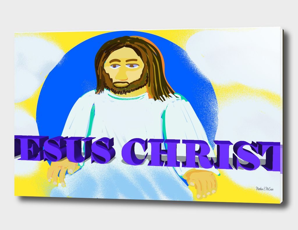 Jesus-Christ Paint