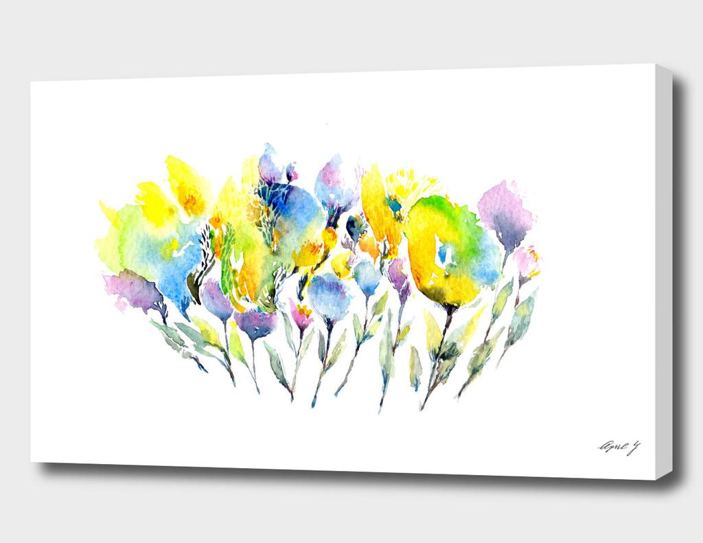 Dancing Flowers